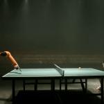 kuka ping pong vs human