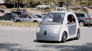 google self driving car skynet is real