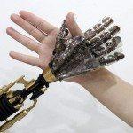 skynet is real artificial skin