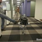 kicking darpa boston dynamics spot