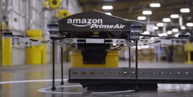 amazon prime air gets FAA approval